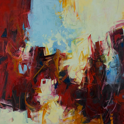 Karen-Scharer,-Adrenaline,-oil-on-canvas,-48x60x1-WEB