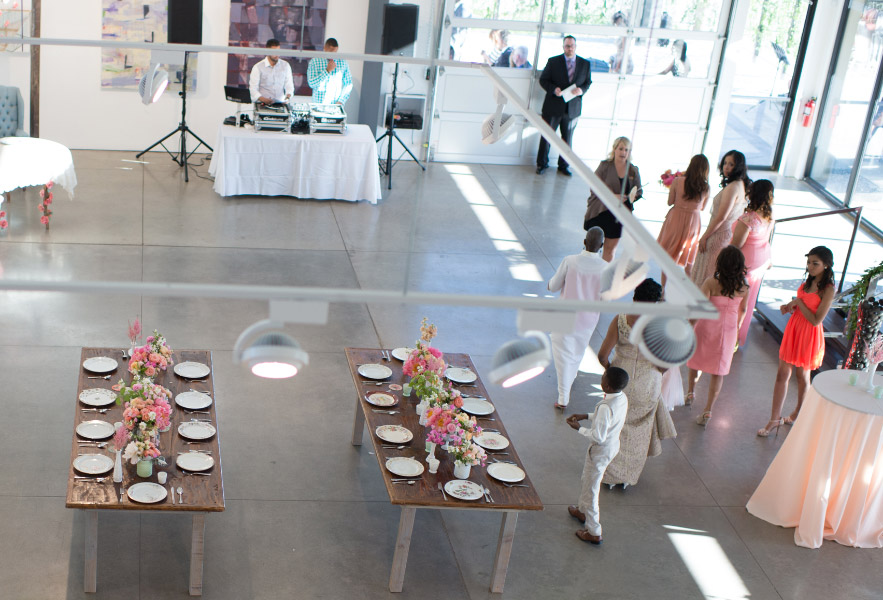 Space Gallery Event by Selah Photography