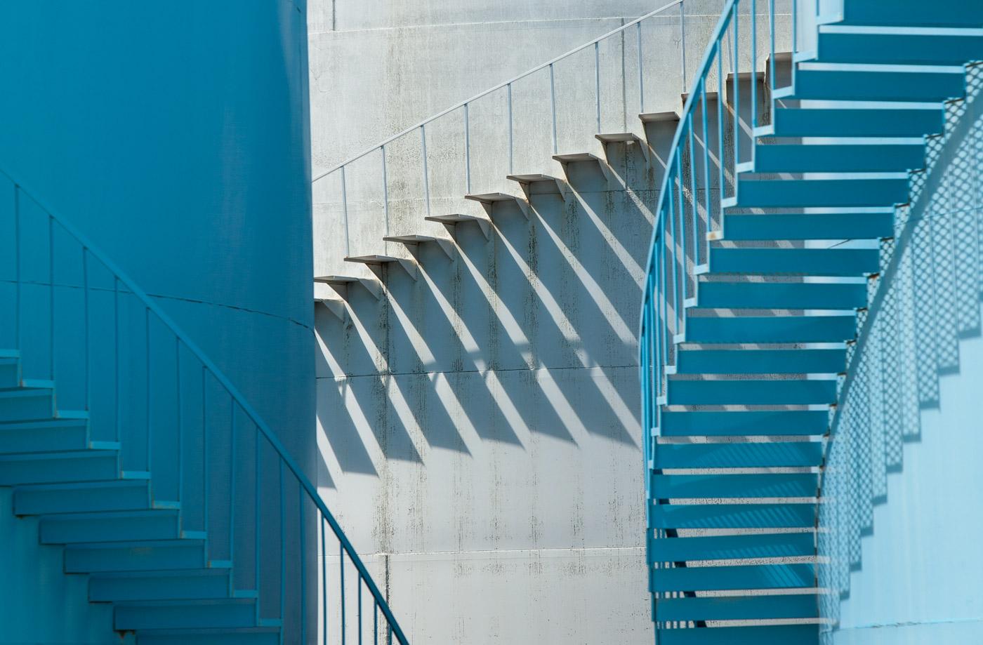 Three Stairs